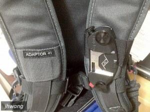 Peak Design Capture Pro Clip on backpack strap